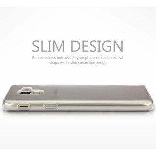 Merkloos Hoesje voor Samsung Galaxy J6 (2018), gel case, doorzichtig