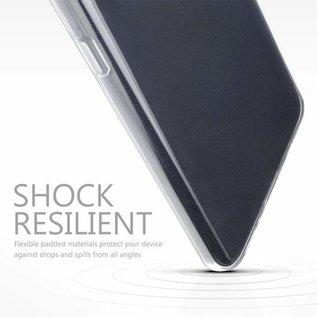 Merkloos Hoesje voor Samsung Galaxy S9, gel case, doorzichtig