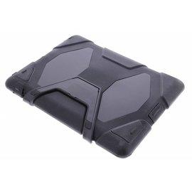 Ntech Ntech iPad 2/3/4 Hybrid Armor Hoes met standaard & 3 lagen shock proof case - Zwart