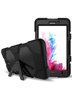 Ntech Ntech Samsung Galaxy Tab A 7.0 T280 Extreme Armor Case - Zwart