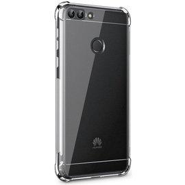 GSMpunt.nl Huawei P Smart Schokbestendig TPU Hoesje Transparant