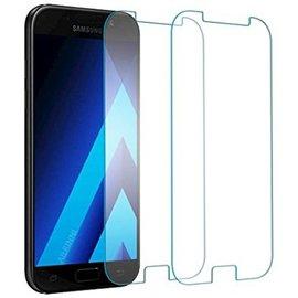 Merkloos Paxx® 2 Pack Samsung Galaxy A5 2017/ A520 1+1 Tempered Glass Screen Protector 2.5D 9H (0.26mm) Bescherm Glas