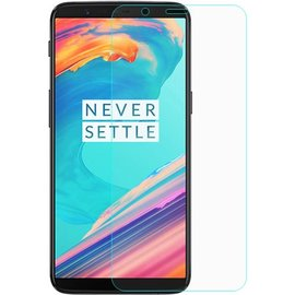 GSM- hoesje OnePlus 5T Tempered Glass Screen Protector