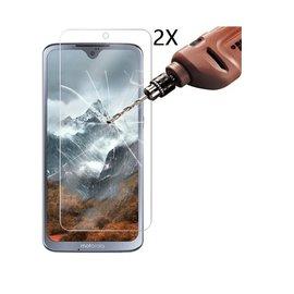 Ntech Ntech 2 Pack Motorola Moto G7/ G7 Plus Screen Protector Tempered glass  Beschermglas