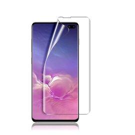 Ntech Ntech Samsung Galaxy S10+ Plus PET Folie Screen protector Full-screen   Fingerprint Unlocking film Clear