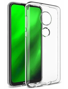 Ntech Ntech Motorola G7/G7 Plus Transparant TPU Back hoesje