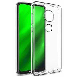 Ntech Ntech Motorola G7/G7 Plus Transparant Hoesje Durable Flexible & Scratch Resistent Clear TPU Case