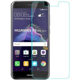 GSM- hoesje Tempered Glass Huawei P8 Lite (2017)