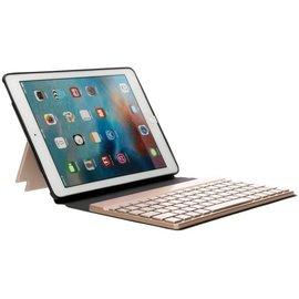 Merkloos Ultimate Keyboard iPad (2018) / (2017) / Air (2) / Pro 9.7 Goud