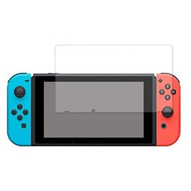 Ntech Ntech Nintendo Switch - 9H Tempered Glass Screenprotector - Scherm Glas Bescherming - 0.33MM / 2.5D