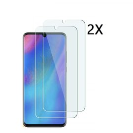 Ntech Ntech 2Pack Huawei P30 Lite Screen Protector |Tempered glass | Beschermglas