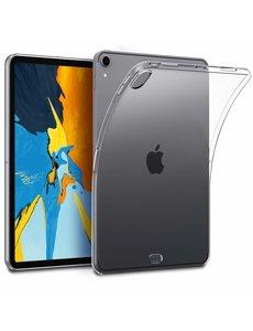 Ntech Ntech Apple iPad Pro 11 Case Transparant Siliconen iPad Hoesje - backcover