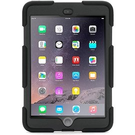 PaxxMobile Basixx PaxxMobile Basixx Slim Armor Survivor Full Body Protect Case Tablethoes Zwart Voor Apple iPad Air 2