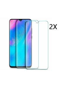 Ntech Ntech 2Pack Huawei P30 Screenprotector |Tempered glass | Beschermglas
