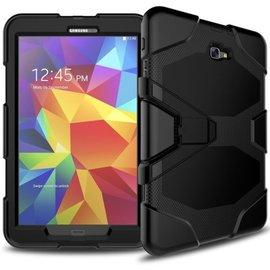 GSM- hoesje Heavy Duty Case Samsung Galaxy Tab A 10.1 - Zwart