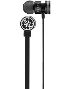 Guess Guess In-Ear koptelefoon - Stereo 3.5mm Headset Zwart - Bluetooth headset - Oortjes - Incl opnemen/volume knop
