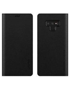 Araree Samsung Galaxy Note 9 Araree Mustang Diary Flip Wallet Case Cover - Zwart