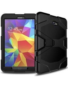 Survivor Tough Shockproof Full Body case hoesje zwart Samsung Galaxy Tab E 9.6 Inch T560 T561
