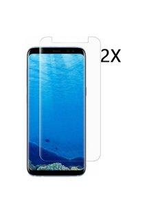 Ntech Ntech 2 Stuks Screenprotector Tempered Glass Glazen - Samsung Galaxy J4 2018