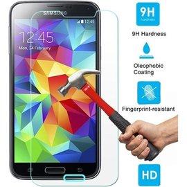 Merkloos SAMSUNG GALAXY S6 glazen Screen protector Tempered Glass 2.5D 9H (0.3mm)