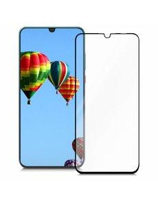 Ntech Ntech Huawei P30 Lite full cover Screenprotector Tempered Glass - Zwart