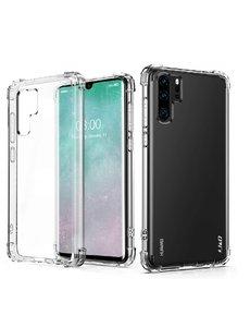 Ntech Ntech Huawei P30 Pro Transparant Anti Burst Hoesje Shock Proof TPU Case