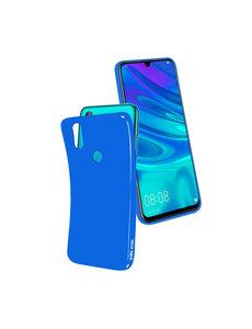 Ntech Ntech Huawei P Smart 2019 Blauw TPU backcover Hoesje