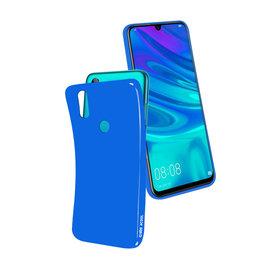 Ntech Ntech Huawei P Smart 2019 Blauw TPU Back Cover Hoesje