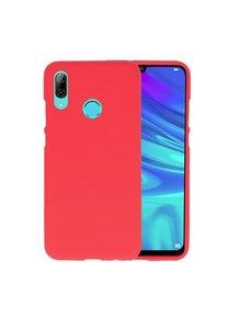 Ntech Ntech Huawei P Smart 2019 Rood TPU backcover Hoesje