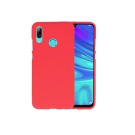 Ntech Ntech Huawei P Smart 2019 Rood TPU Back Cover Hoesje