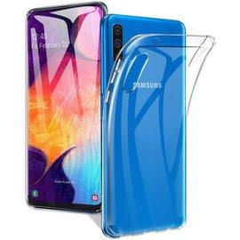 GSMpunt.nl Samsung Galaxy A50 TPU Hoesje Transparant