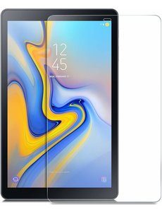 "Ntech Ntech Samsung Galaxy Tab A 10.5"" SM T590 / T595 Screenprotector 0.3mm HD clarity Hardness Tempered Glass"