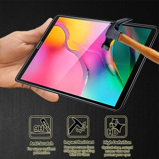 Ntech Ntech Samsung Galaxy Tab A 10.1 (2019) SM-T510/T515 Screen Protector 0.3mm 9H HD clarity Hardness Tempered Glass