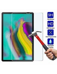 Ntech Ntech Samsung Galaxy Tab S5e SM-T720/T725 Screenprotector 0.3mm HD clarity Hardness Tempered Glass