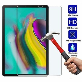 Ntech Ntech Samsung Galaxy Tab S5e SM-T720/T725 Screen Protector 0.3mm 9H HD clarity Hardness Tempered Glass