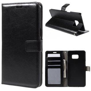 Cyclone wallet case hoesje Samsung Galaxy S5 zwart