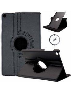 Ntech Samsung Galaxy Tab S5e Draaibare Hoes - Ntech - Zwart