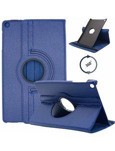Ntech Samsung Galaxy Tab S5e Draaibare Hoes Ntech - Donker Blauw