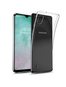 Ntech Ntech Samsung Galaxy A10 Transparant Hoesje / Crystal Clear TPU Case