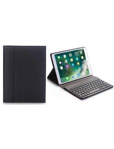 Ntech Ntech Smart Keyboard hoes Apple iPad Air 2019/iPad Pro 10.5 Zwart