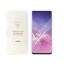 Ntech Ntech Samsung Galaxy S10+ Plus Diamond Film Folie Screen protector Full-screen   Fingerprint Unlocking  Transparant/Clear