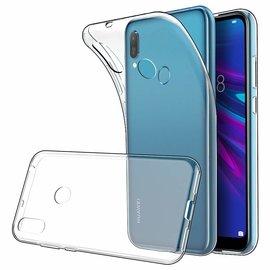 Ntech Ntech Huawei Y6 2019 Transparant Hoesje / Crystal Clear TPU Case