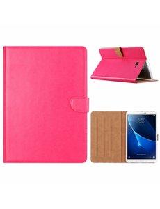 Ntech Ntech Samsung Galaxy Tab A 10.1 (2019) Booktype Hoes - Roze