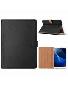 Ntech Ntech Samsung Galaxy Tab S5e SM-T720/T725 Booktype Kunstleer Hoesje - Zwart