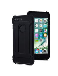 Ntech Ntech - Apple iPhone 8 Plus / 7 Plus - Armor Hoesje - Zwart