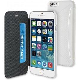 muvit muvit iPhone 6 Plus Easy Folio Card Case - Wit
