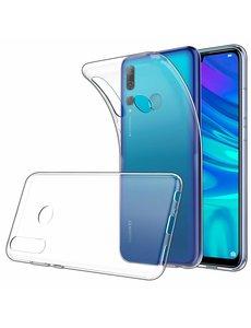 Ntech Ntech Huawei P Smart Plus (2019) Transparant Hoesje / Crystal Clear TPU Case