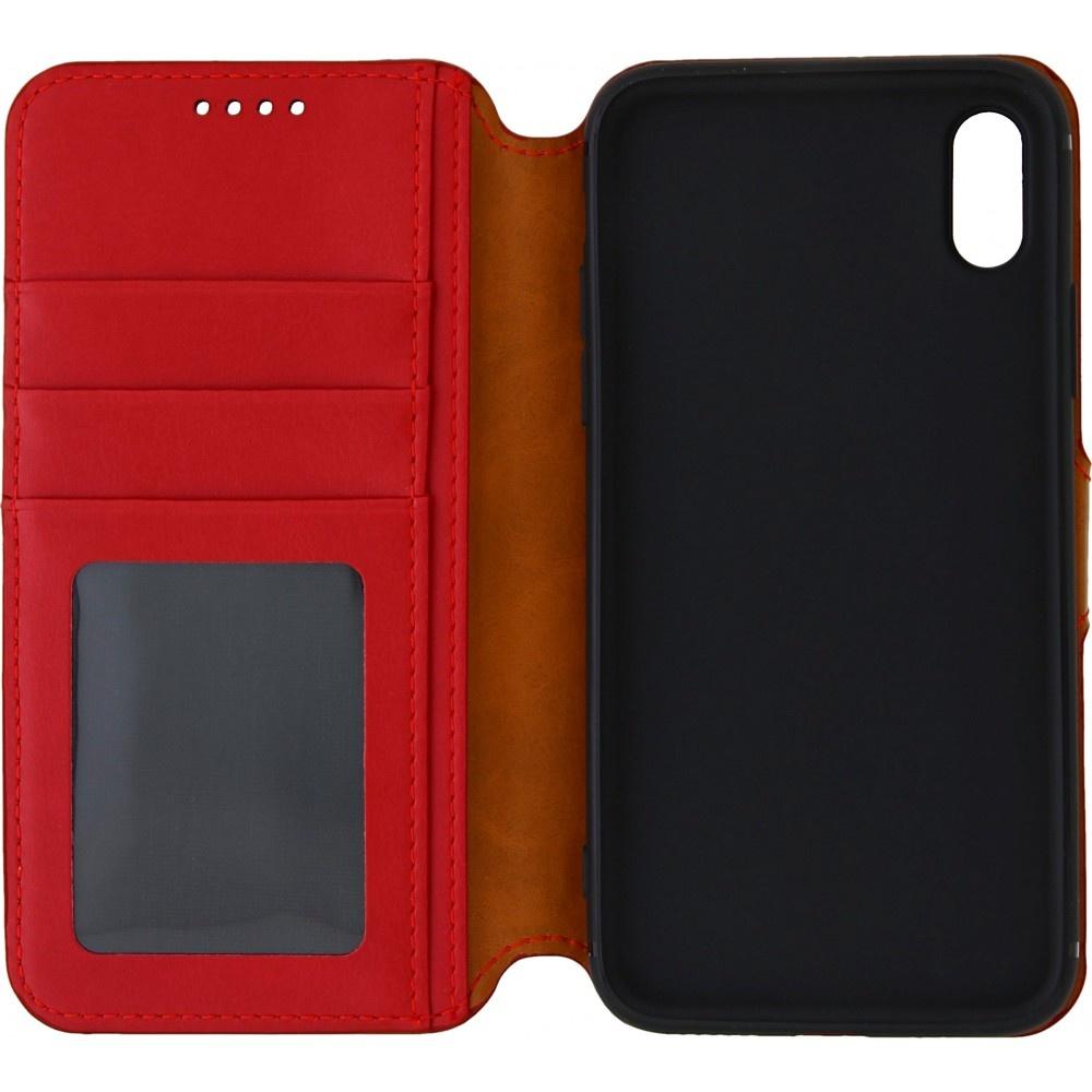 Luxe Portemonnee.Ntech Ntech Apple Iphone Xr Luxe Portemonnee Hoesje Furlo Design Met
