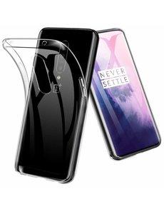 Ntech Ntech OnePlus 7 Transparant Hoesje / Crystal Clear TPU Case