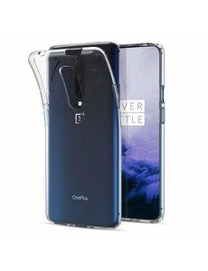 Ntech Ntech OnePlus 7 Pro Transparant Hoesje / Crystal Clear TPU Case